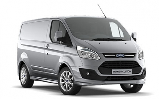 ford transit custom 270 swb limited l1h1 van 130ps van brands direct. Black Bedroom Furniture Sets. Home Design Ideas