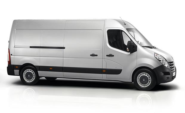 Renault Master Mm35 New Euro6 130ps Business Van Van